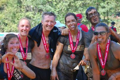 Team Bumps and Bruisers After Spartan